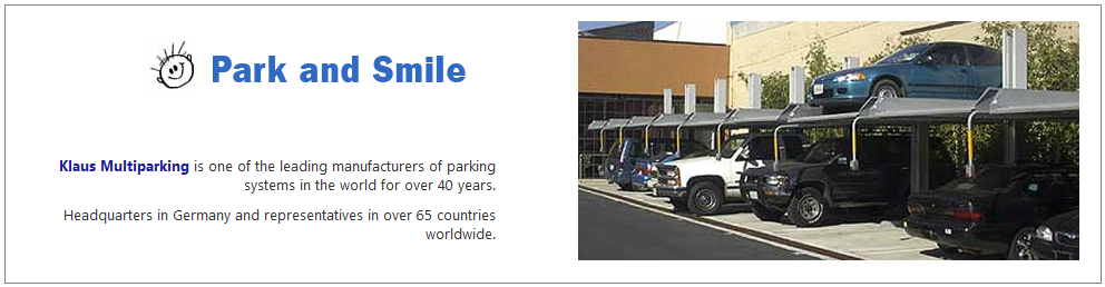 Park Lifts - Automatic Car Parking Systems