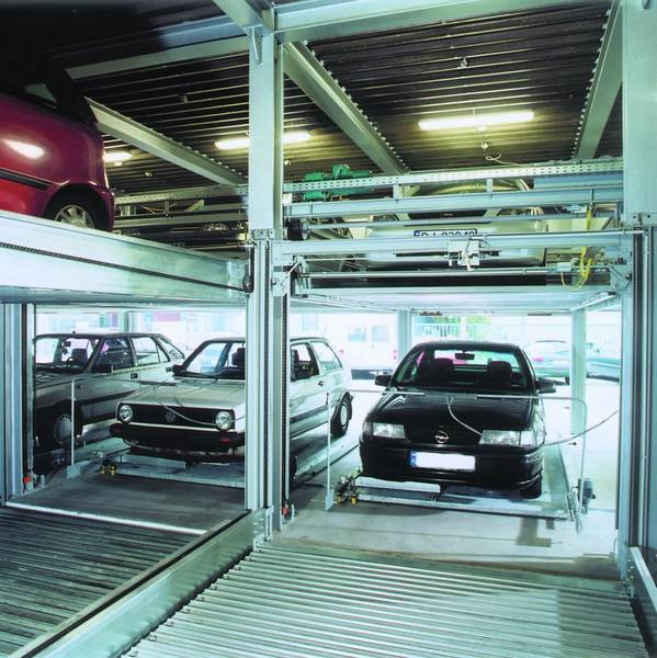 Features of Automated Parking Systems