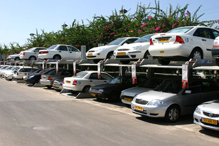 Parking Products Continually Evolve to Boost Parking Efficiency